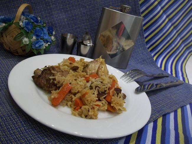 Вкусные рецепты приготовления плова