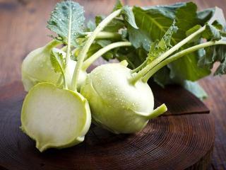 Рецепты из кольраби