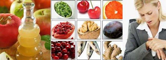 продукты вредящие суставам