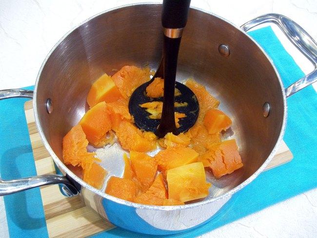 Каша из тыквы в микроволновке – кулинарный рецепт