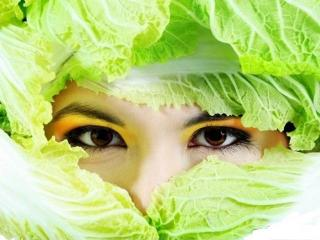 Натуральная косметика в уходе за кожей с помощью капустного листа и экстракта