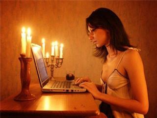 Виртуальный роман (история одного развода)