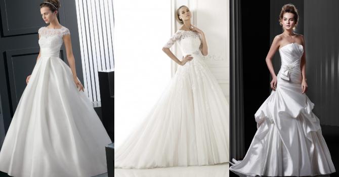 Цветные свадебные платья фотогалерея