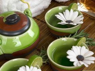 Чаи из лекарственных растений для красивой фигуры