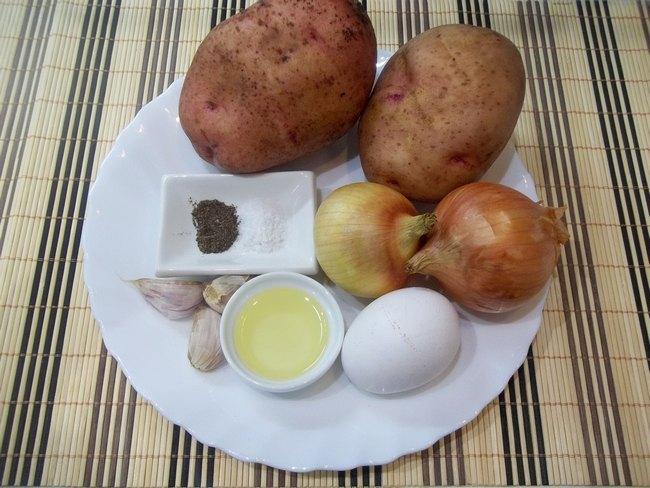 Деруны из картофеля рецепт с фото