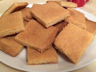 Медовое печенье без выпечки
