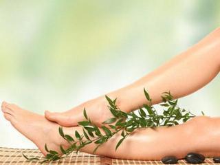 Уход за ногами: ванночки для загрубевшей кожи ног с лекарственными травами (уход за ногами)