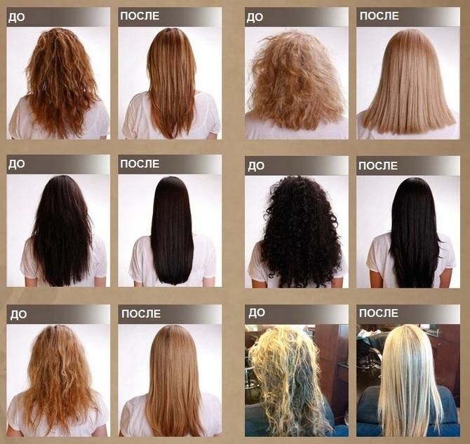 Можно ли делать маску для волос после кератинового выпрямления волос