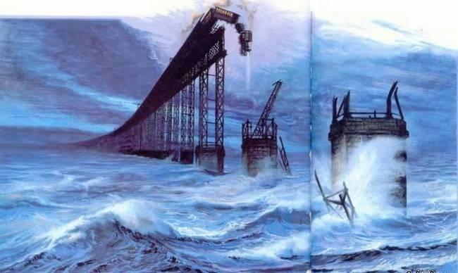 Мосты призраков и мосты-убийцы 6710099-0301