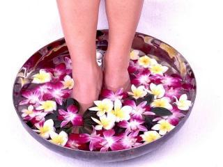 Ароматерапия. Ароматические ванночки для ног