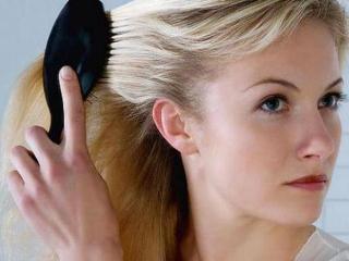 Как выглядят седые волосы