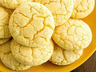 Печенье лимонное. Рецепты выпечки
