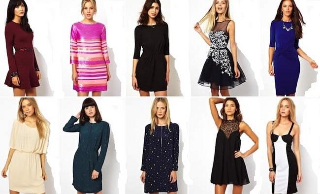 В 2015 году необычайно популярными станут кожаные платья, украшенные мехом и кружевами. Они представлены и классическими, приталенными фасонами