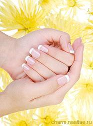 Отбеливание кожи рук (уход за руками)