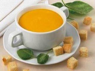 Суп пюре из моркови - рецепт с фото
