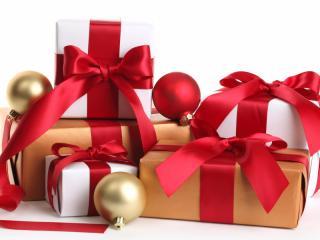 Как упаковать подарки к Новому году и Рождеству