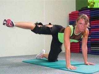Физические упражнения для красивых ног