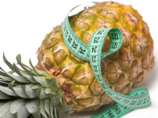 Ананас: полезные свойства для похудения