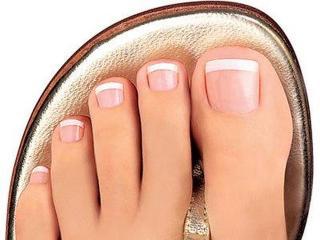 Уход за ступнями: педикюр, ванночки для ног (женские секреты красоты)