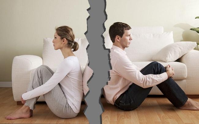 Проблемы семьи: развод