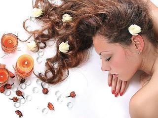 Массаж головы для укрепления и оздоровления волос