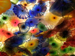 Композиция «Цветочная картина»
