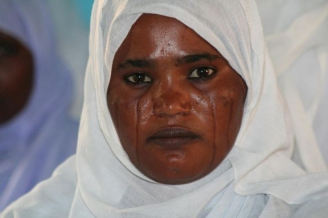 Такое ощущение, что в этих странах женщин просто не держат за людей...