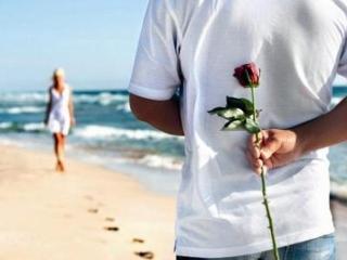 Курортный роман - игра в любовь!