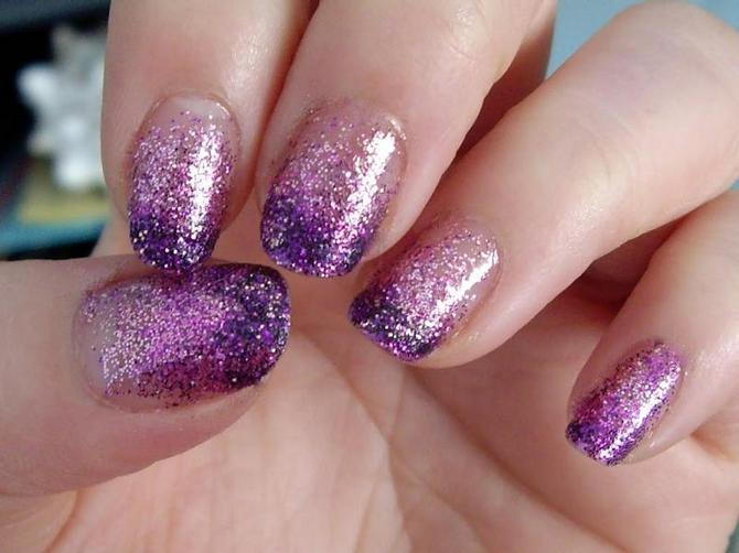 Дизайн на ногтях дома