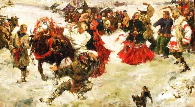 Чтобы найти корни, традиции празднования Масленицы, обратимся к истории его возникновения.