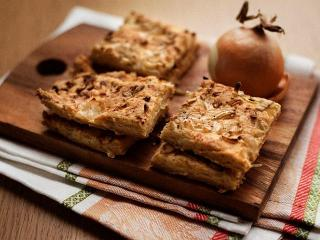 Печенье с репчатым луком