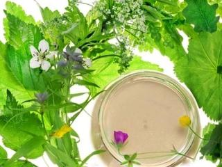 Фитокосметика. Лекарственные растения для красоты и здоровья. (одуванчик, чистотел, шалфей)