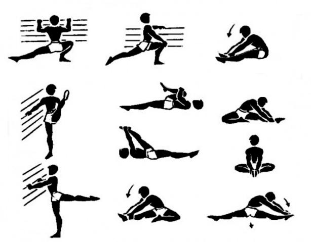 какие упражнения делать чтоб похудеть