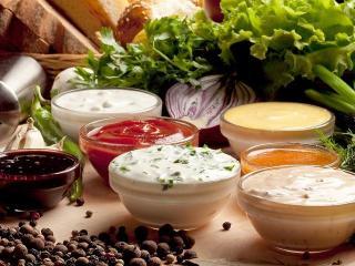 Правильно готовим соусы