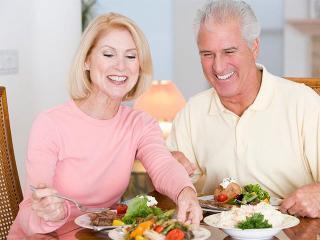 Правильное и здоровое питание для тех, кому за 50