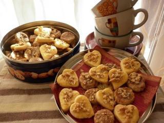 Выпечка к чаю: Рецепты печенья и пряников
