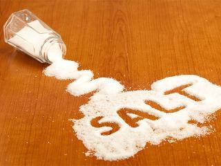 Лечение солью (рецепты народной медицины)
