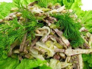 Рецепт приготовления салата оливье с грибами для настоящих гурманов!
