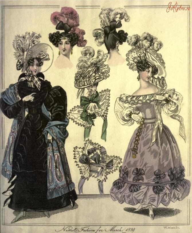 Влияние моды на совремнные тенденции красоты.