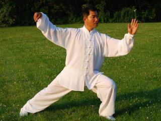 Тай чи: комплекс физических упражнений