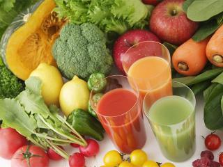ОВОЩНЫЕ СОКИ. Капустный, томатный и щавелевый соки (лечебное и здоровое питание)