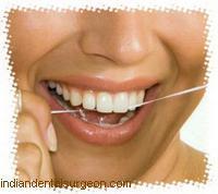 Защитите зубы от зубного налета!