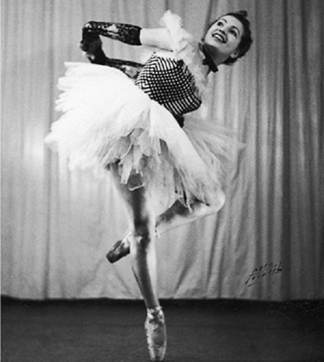 Воздушная балерина из богемной Варшавы, сама того не планируя, дала всем живым ценный урок — бороться за себя до последней капли крови