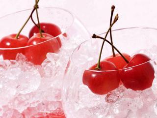 Вишневое пюре, замороженное с сахаром. Консервирование ягод и фруктов.  Рецепты домашних заготовок