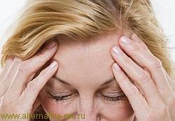 Самомассаж головы при головной боли напряжения