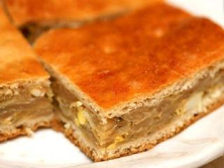 Пирог с капустой. Простые и вкусные рецепты выпечки наших читателей