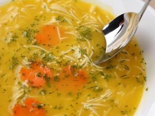 Куриный суп. Рецепты первых блюд из курицы