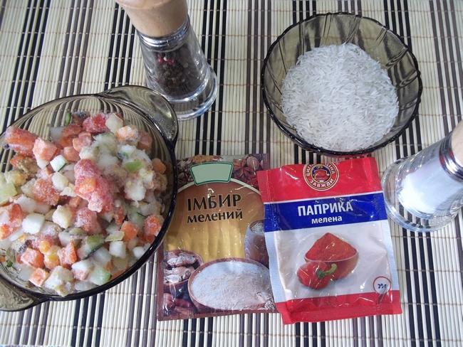 простые блюда из замороженных грибов рецепты с фото