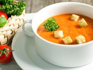 Суп-пюре из тыквы. Вкусные рецепты первых блюд