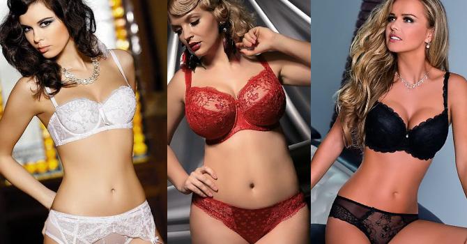 Модное женское нижнее белье - секрет ежедневной уверенности в себе!